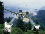 A-10 Thunderbolt II by WWS