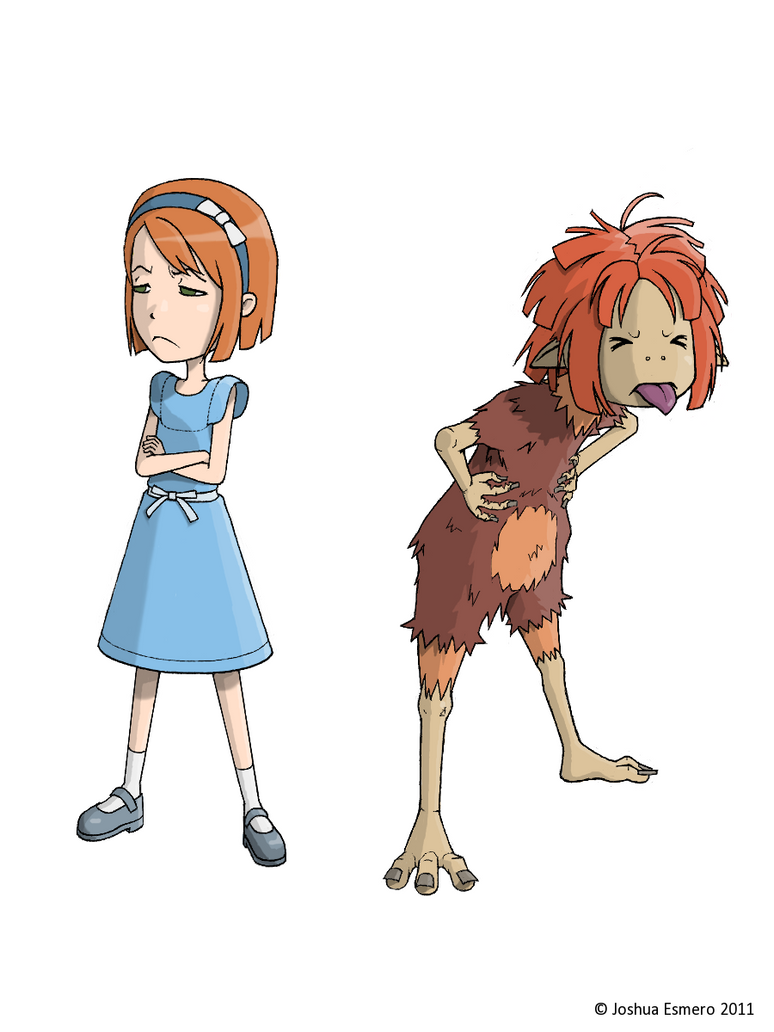 Picture Book Character Design : Children s book character by gallantdrifter on deviantart