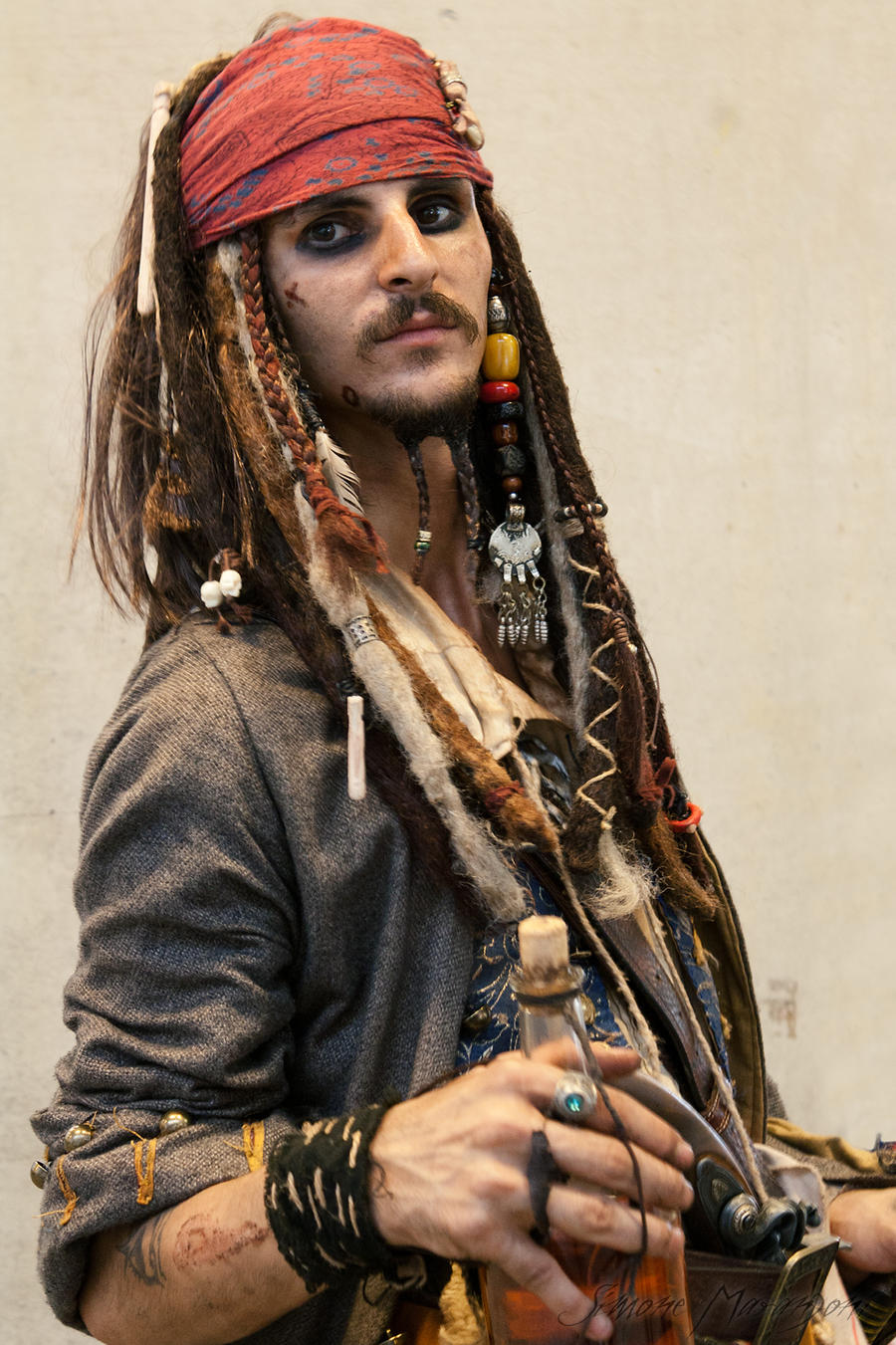 Captain Jack Sparrow by Rush90