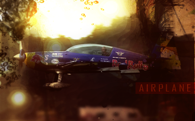 Airplane by MrRokas