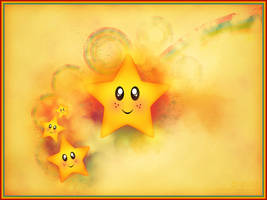Star Daze. by jugga-lizzle