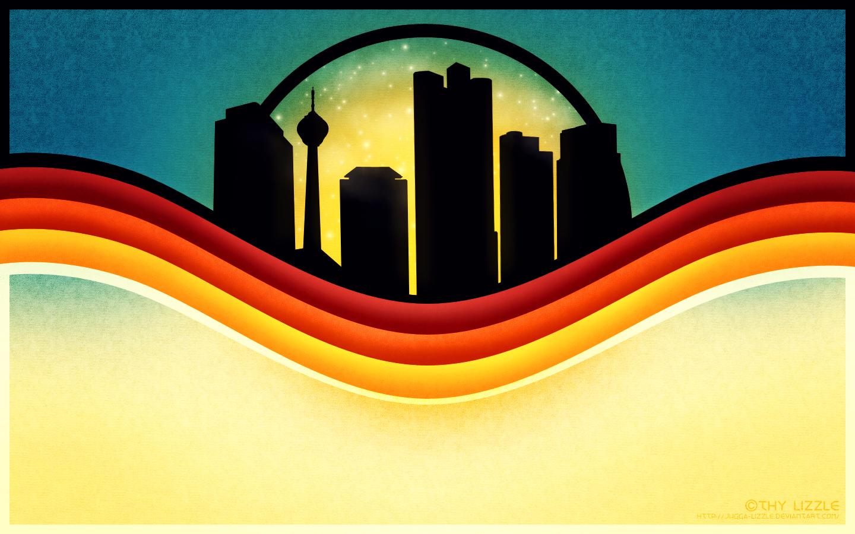 Big City Nights. by jugga-lizzle