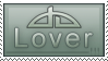 dA Lover Stamp. by jugga-lizzle