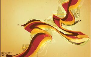 Cascade in Flames 1920x1200 by jugga-lizzle