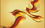 Cascade in Flames 1920x1200