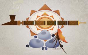 Chanunpa by jugga-lizzle