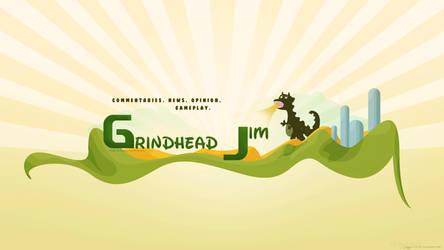 Grindhead Jim's Banner.