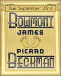 Baby Beckman by jugga-lizzle