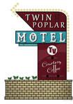 Twin Polar Motel by jugga-lizzle