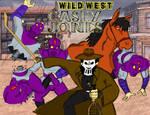Wild West Casey Jones