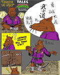 TMNT comic- Nothing to Fear p1