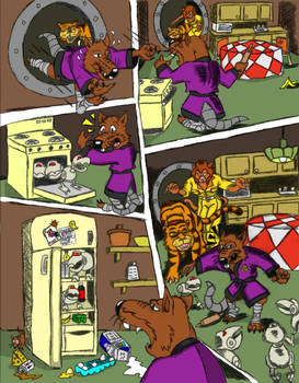 TMNT comic- Nothing to Fear p5