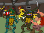 TMNT: April's Sewer Rescue