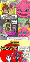 Splinter's Mutation-in-Progress: Nick TMNT 2012