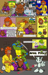 TMNT vs. The LoLCat-Woman from Channel Six