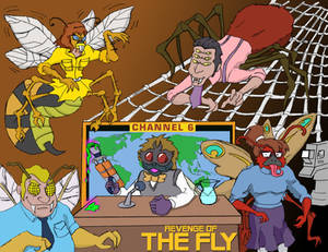 Revenge of the Fly (aka, Baxter's Best Day Ever)