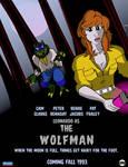 Leonardo as The Wolfman by oldmanwinters