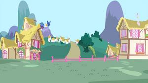 Ponyville Background 10 Seconds Flat