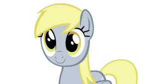 Derpy Looking Cute by YoshiGreenwater