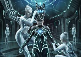 Tron by AbrX