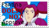 FANTINA DOES NOT APPROVE by CoronaFox