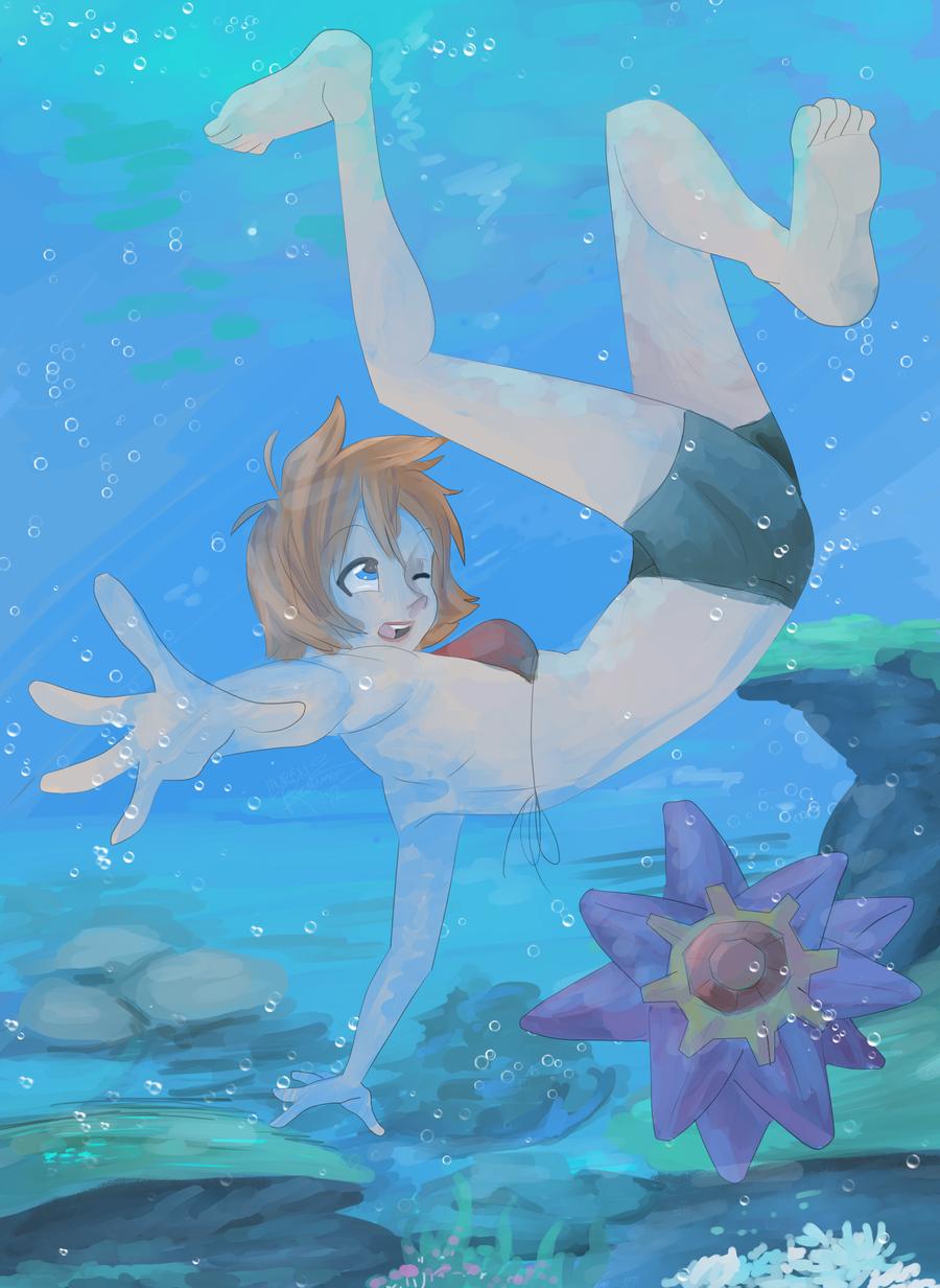 Mermaid by CoronaFox