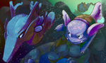 water pokemon speedpaint