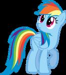 Rainbow Dash, Wat?