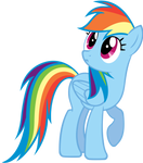 Rainbow Dash, Wat?