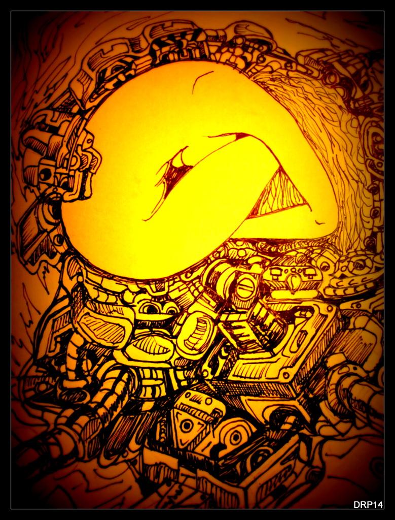 The Machine Surrogate by DanPatrick
