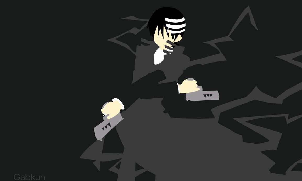 Death The Kid By Gabbey Kun