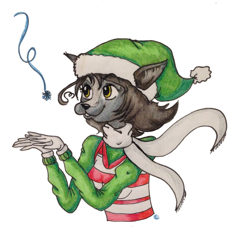 Secret Santa:  Fellarai by Stolen-Dreamer