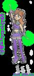Art Jam:  Daisyfire by Stolen-Dreamer