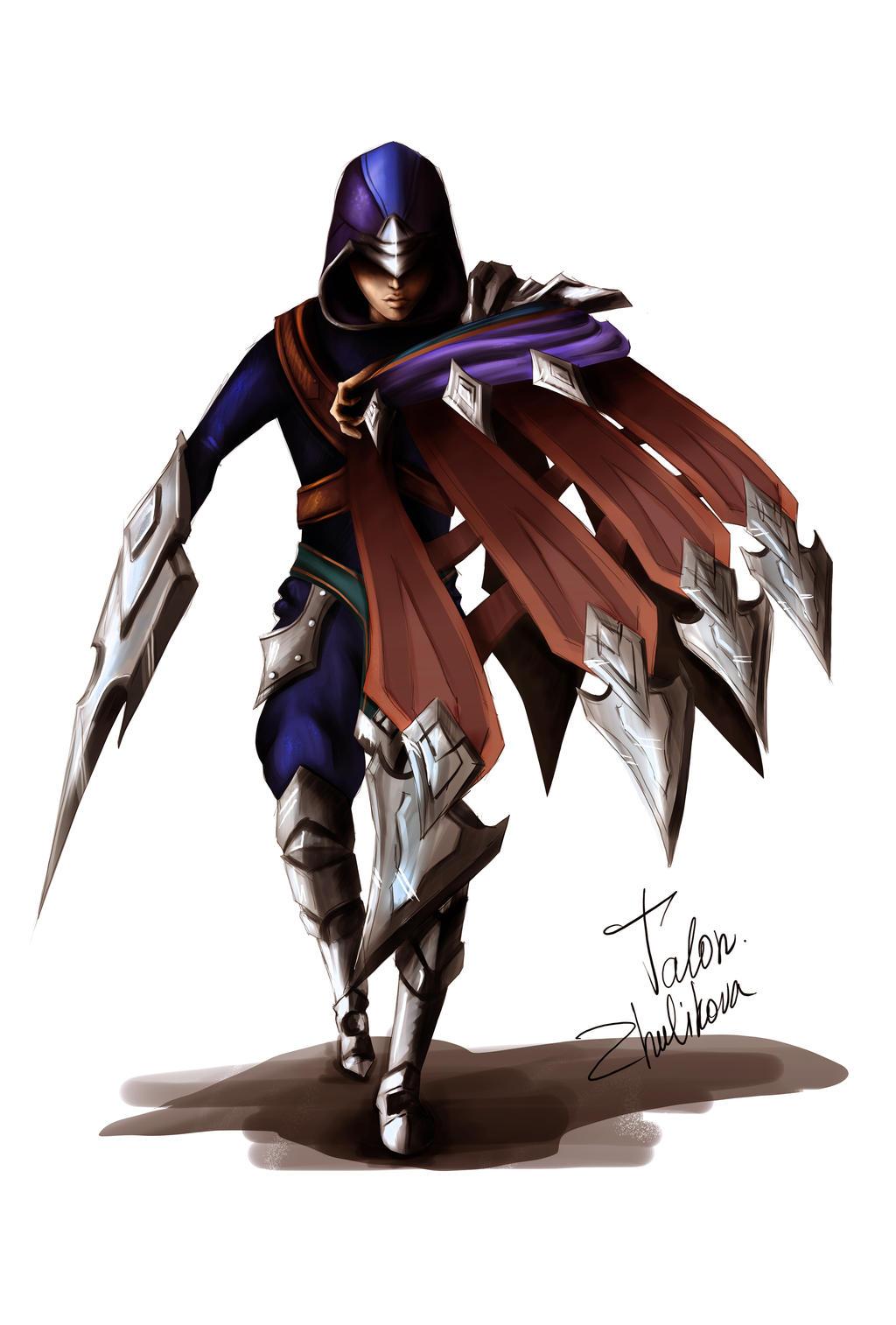 Talon By Zhulikova On Deviantart