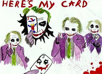 here is my card by lovethejoker