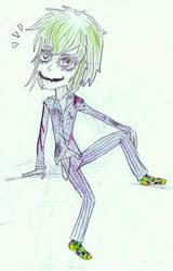 young joker by lovethejoker
