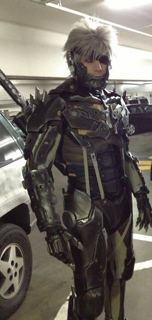 Metal Gear Rising: Revengeance - Raiden Cosplay