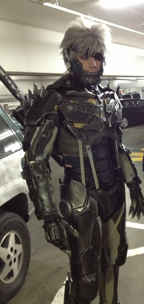 Metal Gear Rising: Revengeance - Raiden Cosplay by Xailas7 ...