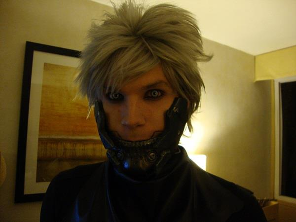 Metal Gear Rising: Revengeance - Raiden Cosplay by Xailas7