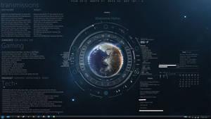 Desktop circle