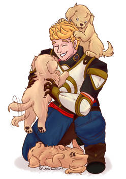 [COMMISSION] good boyes