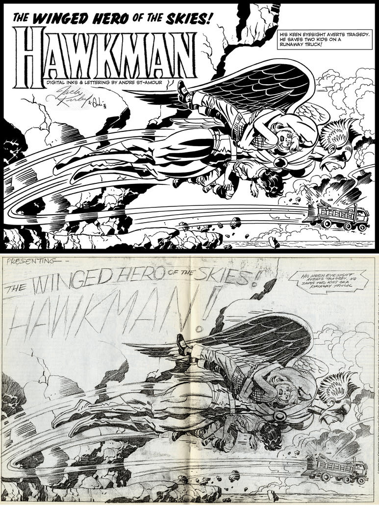 Kirby-hawkmman-b&a-01 by FLComics