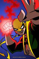 Iron-fist-01 by FLComics