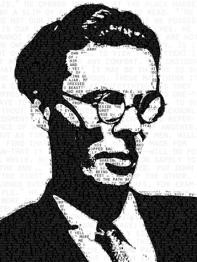 Aldous Huxley on art