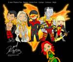 X-men: Phoenix Five