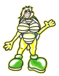 Rubber Koopa Suit