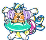 Undercover Pooltoy