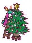 Good Blasted Christmas Tree