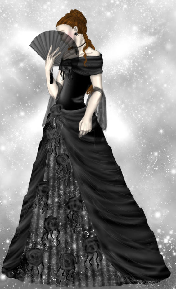 The Black Dress Again by pretty-lotus