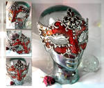 Red Royal Mask